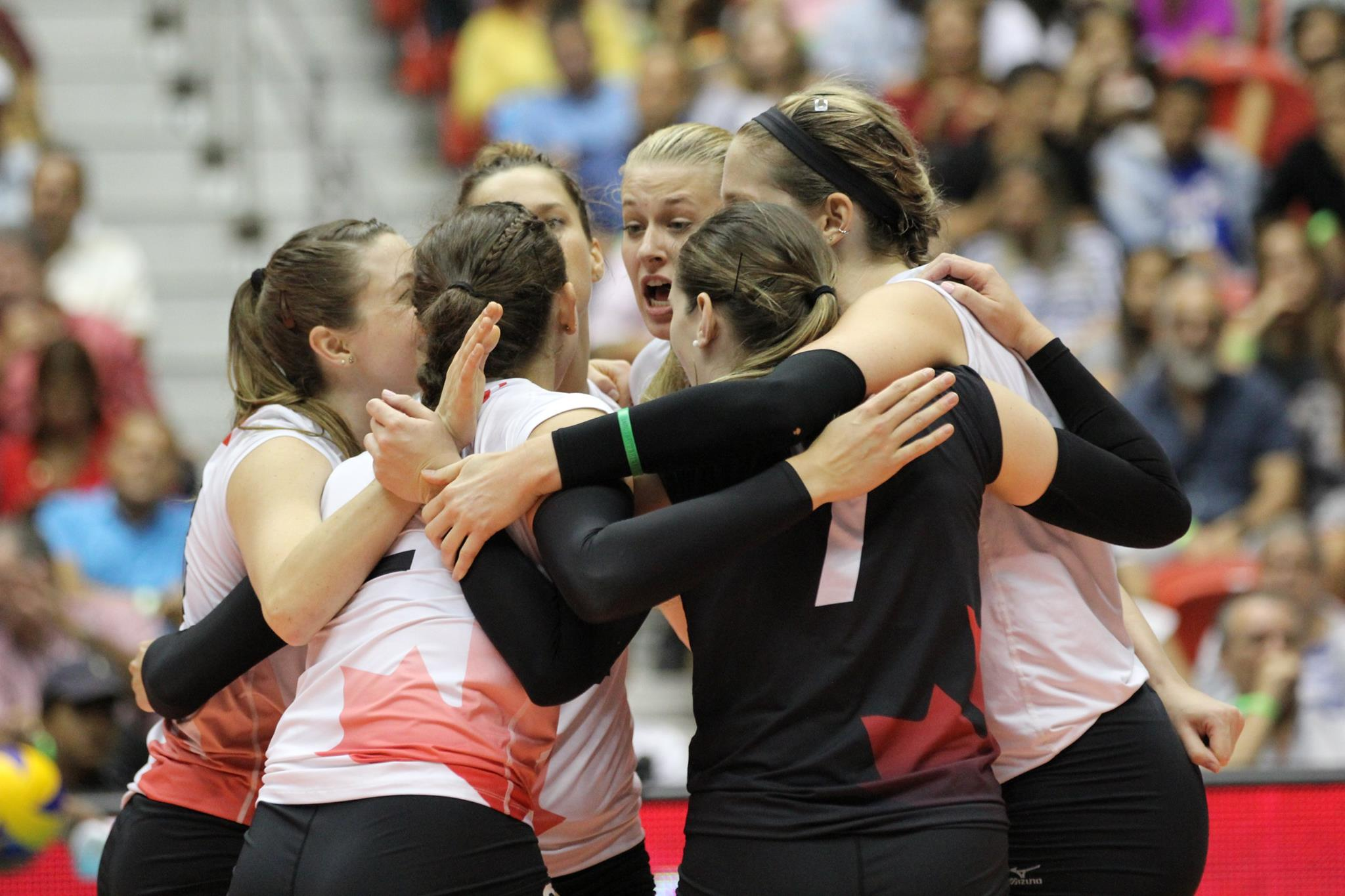 Volleyball Canada Women