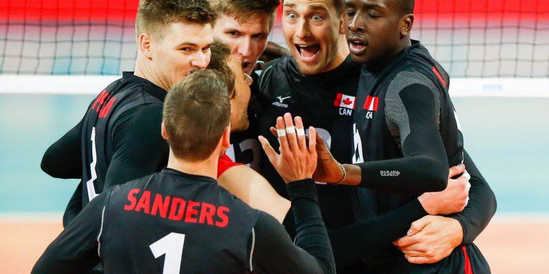 Volleyball Canada Men