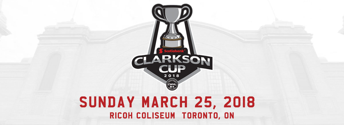 2018 Clarkson Cup – Toronto, ON