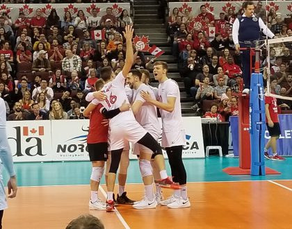 NORCECA Volleyball Continental Olympic Qualification Tournament